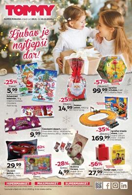 Tommy katalog Igračke i slatkiši 2020