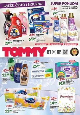Tommy katalog Kemija i kozmetika