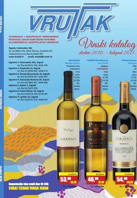 Vrutak katalog Vinski katalog
