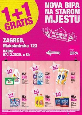 Bipa katalog Maksimir