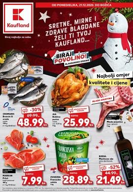 Kaufland katalog Božić 2020