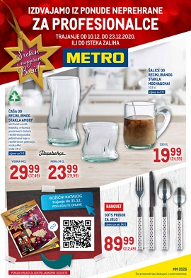 Metro Katalog Neprehrana Zagreb Do 23 12