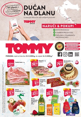 Tommy katalog do 16.12.