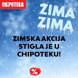 Chipoteka katalog Zimska akcija
