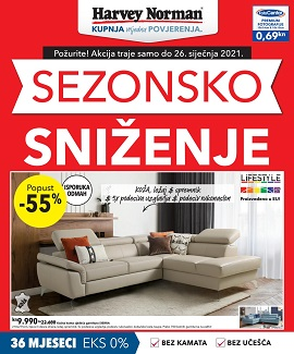 Harvey Norman katalog Sniženje