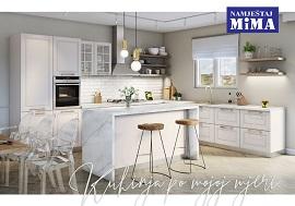 Mima namještaj katalog Kuhinje