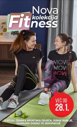 Pepco katalog Nova kolekcija fitness