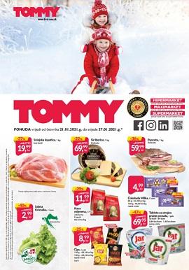 Tommy katalog do 27.1.
