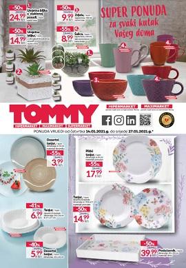 Tommy katalog Super ponuda za svaki kutak vašeg doma