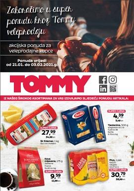 Tommy katalog Veleprodaja do 3.2.