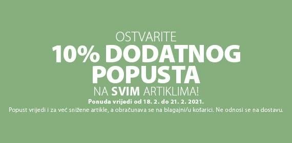 JYSK popust -10% na sve