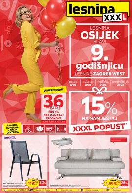 Lesnina katalog Osijek