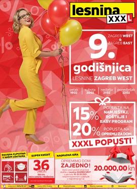 Lesnina katalog Slavi Zagreb