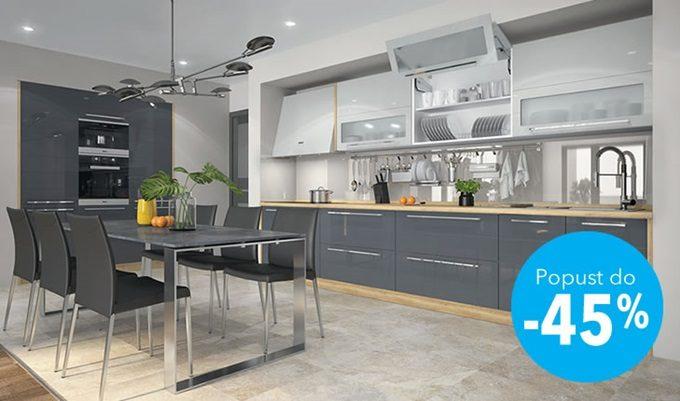Harvey Norman webshop akcija Blok kuhinje