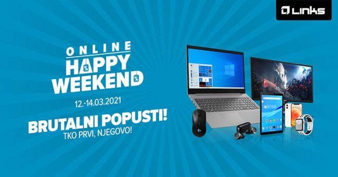 Links webshop akcija online happy weekend