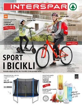 Interspar katalog Sport