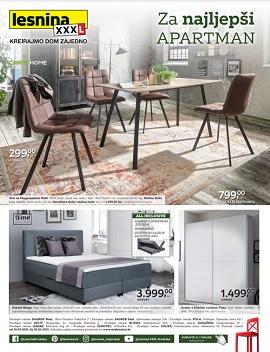 Lesnina katalog Za najljepši apartman
