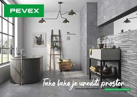 Pevex katalog Pločice