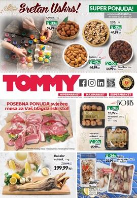 Tommy katalog Uskrs 2021