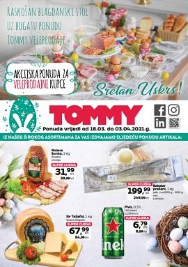 Tommy katalog Veleprodaja do 3.4.