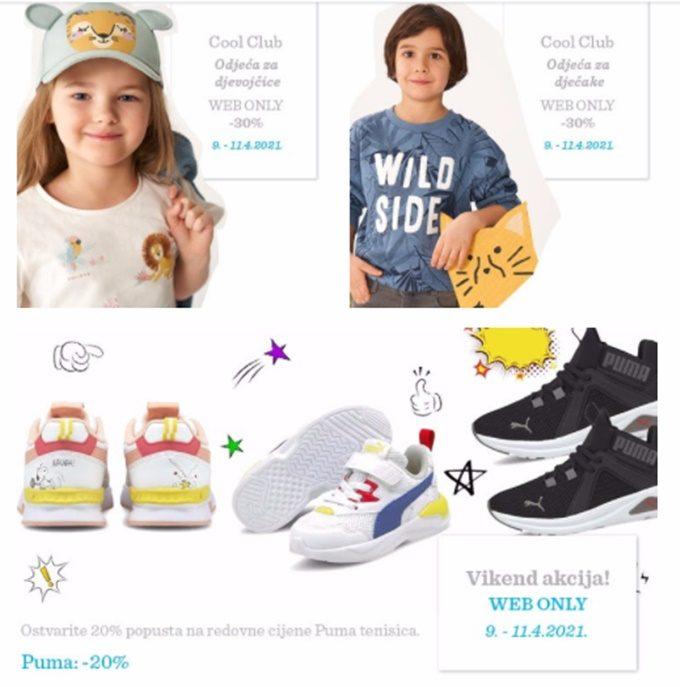 Baby Center webshop akcija do 11.04.