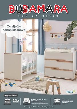 Bubamara katalog Dječja sobica