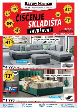 Harvey Norman katalog namjestaj