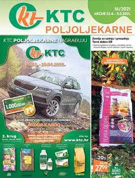 KTC katalog Poljoljekarne