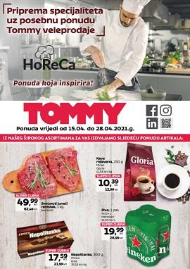 Tommy katalog Veleprodaja do 28.4.