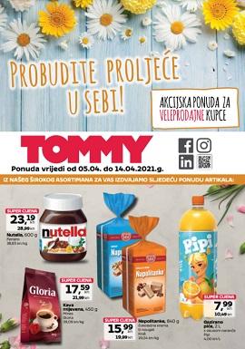 Tommy katalog Veleprodaja do 14.4.
