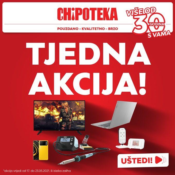 Chipoteka webshop akcija tjedna do 23.05.