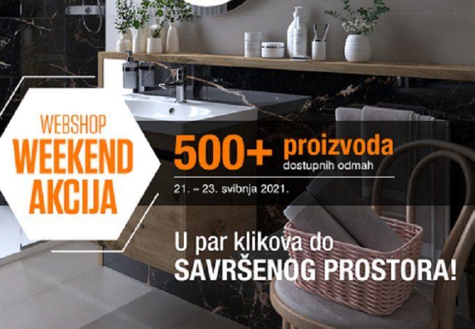 Feroterm webshop akcija za vikend do 23.05.