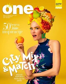 City Center one časopis proljeće