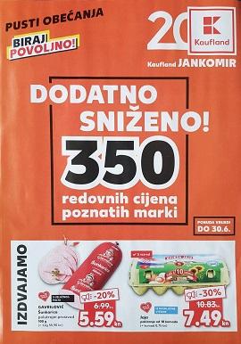 Kaufland katalog Jankomir do 3.6.