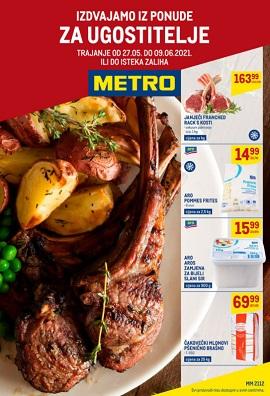 Metro katalog Ugostitelji do 9.6.