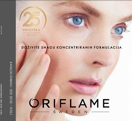 Oriflame katalog svibanj