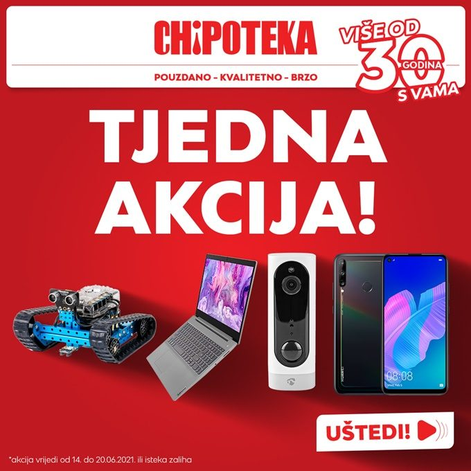 Chipoteka webshop akcija tjedna do 20.06.