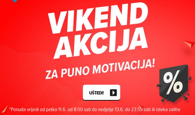 Links webshop akcija za vikend do 13.06.