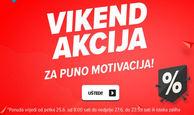 Links webshop akcija za vikend do 27.06.
