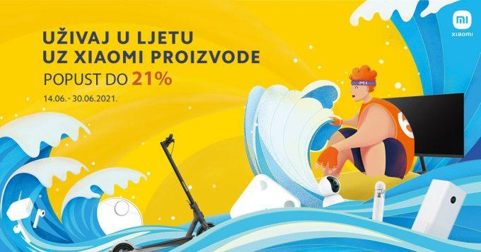 Sancta Domenica webshop akcija do 21% na Xiaomi proizvode