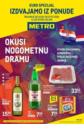 Metro katalog Ponuda za europsko prvenstvo