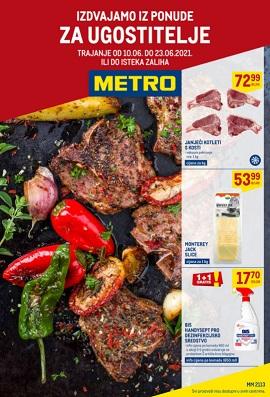 Metro katalog Ugostitelji do 23.6.