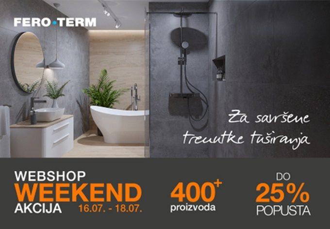 Feroterm webshop akcija za vikend do 18.07.