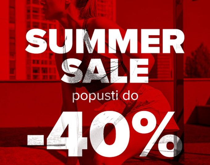 Polleo Sport webshop akcija Summer sale