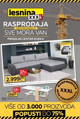 Lesnina katalog Rasprodaja