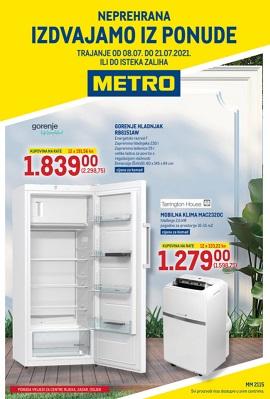 Metro katalog neprehrana do 21.7.