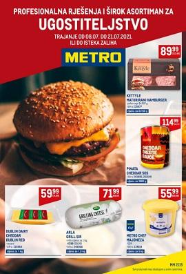 Metro katalog Ugostiteljstvo do 21.7.
