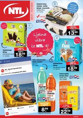 NTL maloprodaja katalog zapad