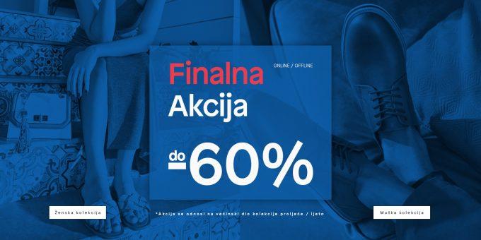 Aldo webshop akcija Finalni popusti Do 60 posto