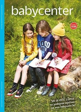 Baby center katalog Sve za vrtić i školu